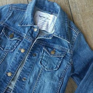 GAPKIDS Jackets & Coats - GAPKIDS GIRLS JEAN JACKET